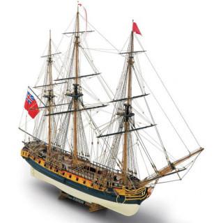 MAMOLI H.M.S. Surprise 1796 1:75 kit
