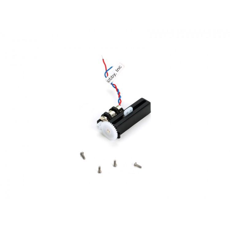 Blade 120 SR: Náhradní mechanika serva