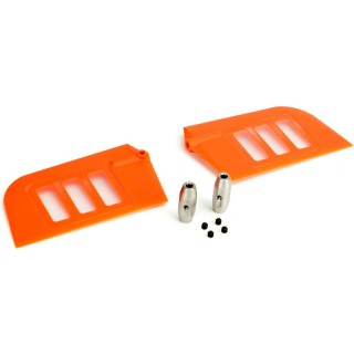 Blade 500 3D: Sada padel oranžová