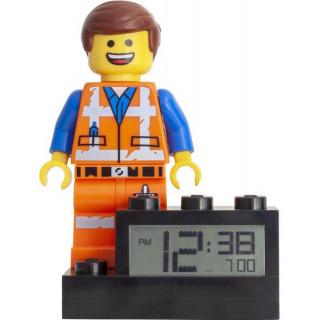 LEGO hodiny s budíkem - LEGO Movie 2 Emmet