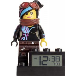 LEGO hodiny s budíkem - LEGO Movie 2 Wyldstyle