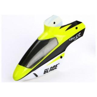 Blade 120 SR: Kabina žlutá