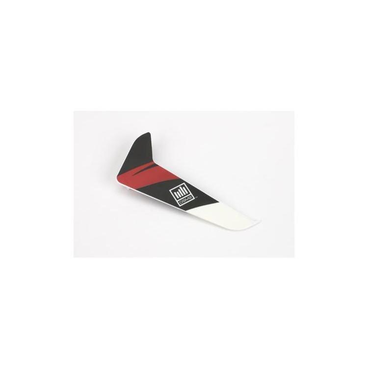 Blade 120 SR: Stabilizátor červený