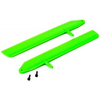 Blade 130 X: Rotorové listy Fast Flight zelené
