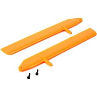 Blade 130 X: Rotorové listy Fast Flight oranžové