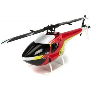 Blade 130 X: Kapotáž FAI červená/černá/žlutá