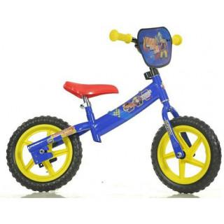 DINO Bikes - Dětské odrážedlo Požárník Sam