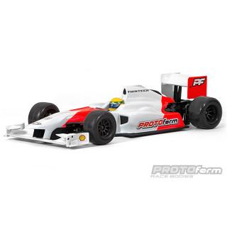 Karoserie čirá F1-13