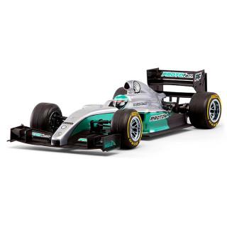Karoserie čirá F1-Fifteen pro formule 1