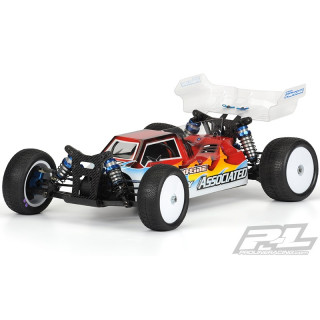Karoserie čirá PHANTOM pro ASSOCIATED B44.3