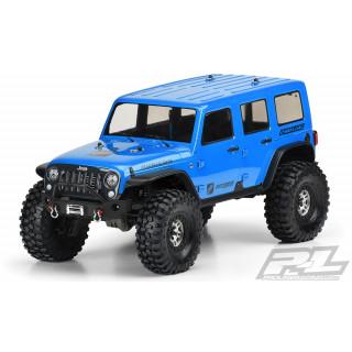 Jeep Wrangler čirá karoserie pro TRX-4 Traxxas podvozek