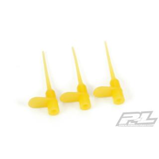 Plastové CA aplikační trubičky (3 ks.)