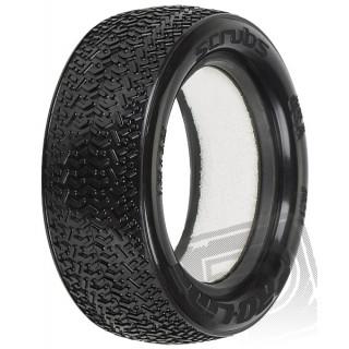 """Scrubs 2.2"""" 4WD (Clay směs) Off-Road Buggy přední gumy"""