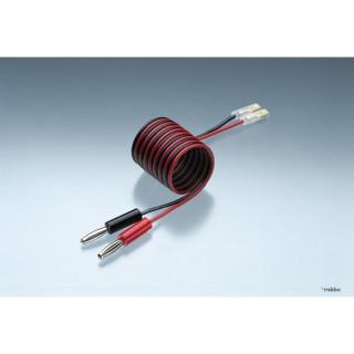 Nabíjecí kabel olovo Aku 4,8mm od ROBBE