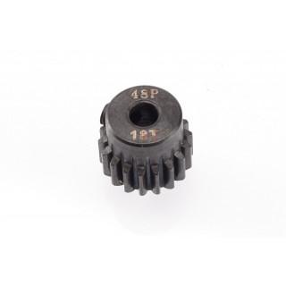 48DP ocelový pastorek, 1 ks. (18 zubů)