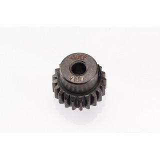 48DP ocelový pastorek, 1 ks. (21 zubů)