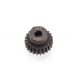 48DP ocelový pastorek, 1 ks. (23 zubů)