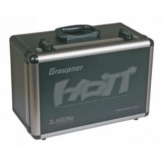 Alu-vysílačový kufr HoTT pro X-8N