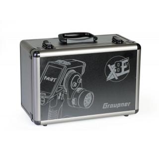 Alu-vysílačový kufr HoTT pro X-8E