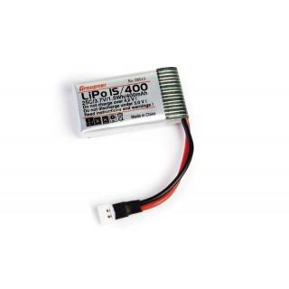 LiPo 1/400 3,7V 25C 1,5Wh