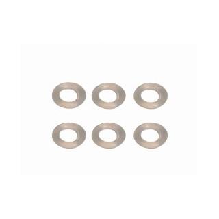 Tesnící O-kroužky dif. (2 ks.)