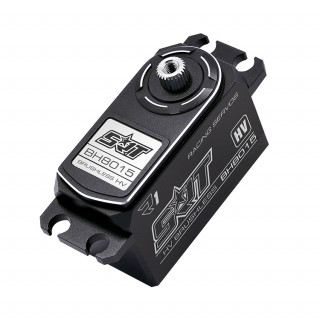 BH8015 Hi Volt Brushless servo - LOW PROFILE (13 kg)
