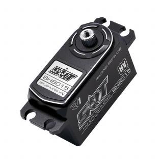 BH8015 Hi Volt Brushless servo - LOW PROFILE (13 kg)