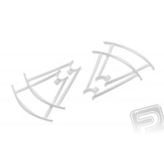 X20W - ochranné oblouky