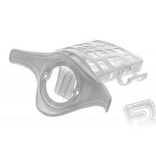 X23W - držák baterie (bílý)