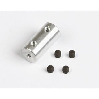 Alu spojka 2,0/2.0mm