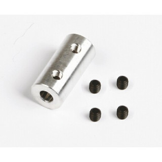 Alu spojka 5,0/4.0mm