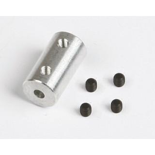 Alu spojka 2,3/4.0mm