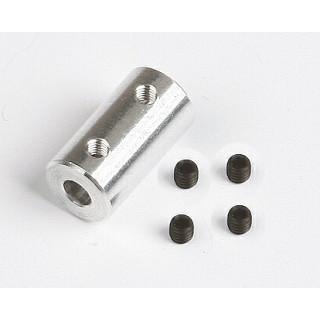 Alu spojka 4,0/2.0mm