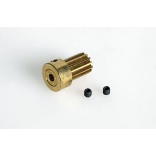 Flex-koncovka 12mm pro průměr hřídele 4,0mm
