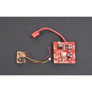 ND Spyrit MAX FPV - elektronická řídící jednotka PCB