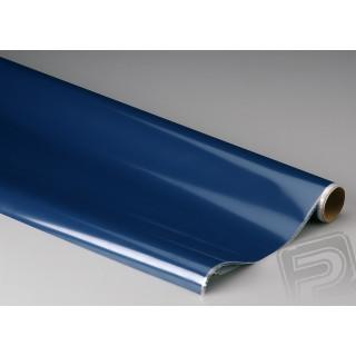 Monokote matný 182x65cm tmavě modrý