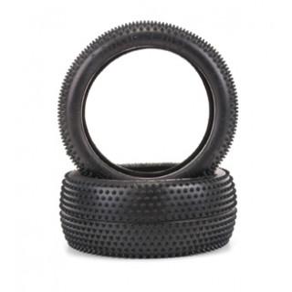 Mini Pin 1/8 pneumatiky, stříbrná směs (2 ks) spec. halová guma