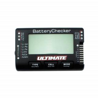 BATTERY CHECKER 2-8S