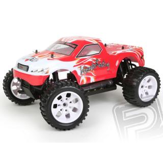 HiMOTO Monster Truck EMXT-1 1:10 elektro RTR set 2,4GHz -Bez Karoserie, Tx, Rx
