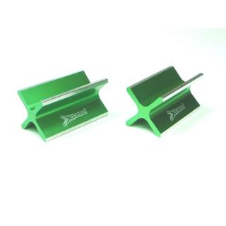 Bloky pod šasí pro měření propadu ramen (40mm) pro 1/8 Off Road