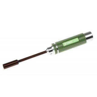 Nástrčkový maticový klíč - metrický - ALU verze 7.0 x 100mm