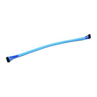 Senzorový kabel modrý, HighFlex 180mm