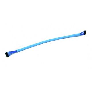Senzorový kabel modrý, HighFlex 200mm