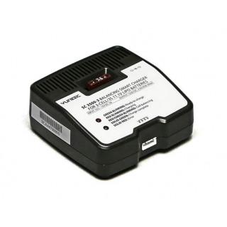 Q500 - SC3500-3 3-článkový/3S 11.1V LiPo, 3.5A DC nabíječ s balancérem