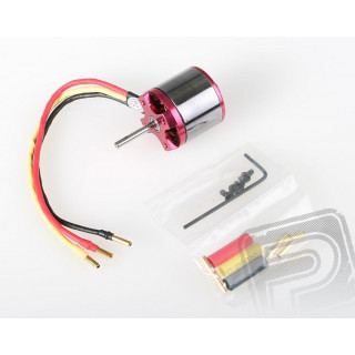 Střídavý motor (3800KV), Innovator