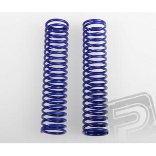 Pružina tlumiče-1:8 zadní (modrá) 1.6mm
