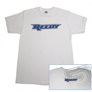 Triko REEDY bílé (XL)