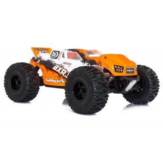 RTR Brushless Monster Truck 4WD Hobbytech BXR včetně LiPo sady a nabíječky