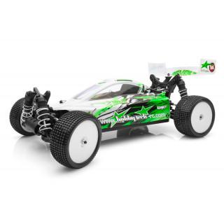 RTR Buggy REVOLT 4.0 4WD zelená