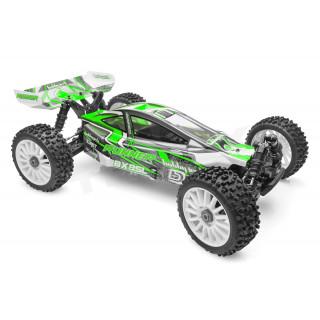 RTR Buggy SL RUNNER 4WD včetně NiMH aku (zelená)